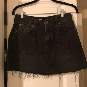 NWOT BDG black denim skirt, Urban Outfitters, M